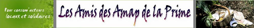 Les amis des AMAP de la prime